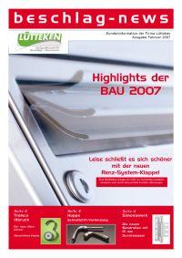 beschlag-news Februar 2007