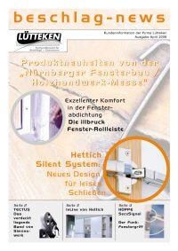 beschlag-news April 2006