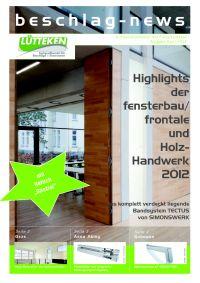 beschlag-news April 2012