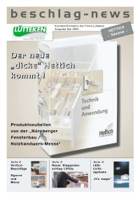 beschlag-news Mai 2004