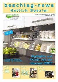 beschlag-news Juni 2007