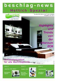 beschlag-news Juni 2011