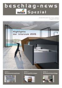 beschlag-news Juli 2015